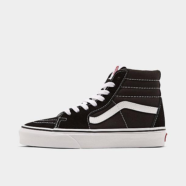 Big Kids' Vans Sk8-Hi Casual Shoes