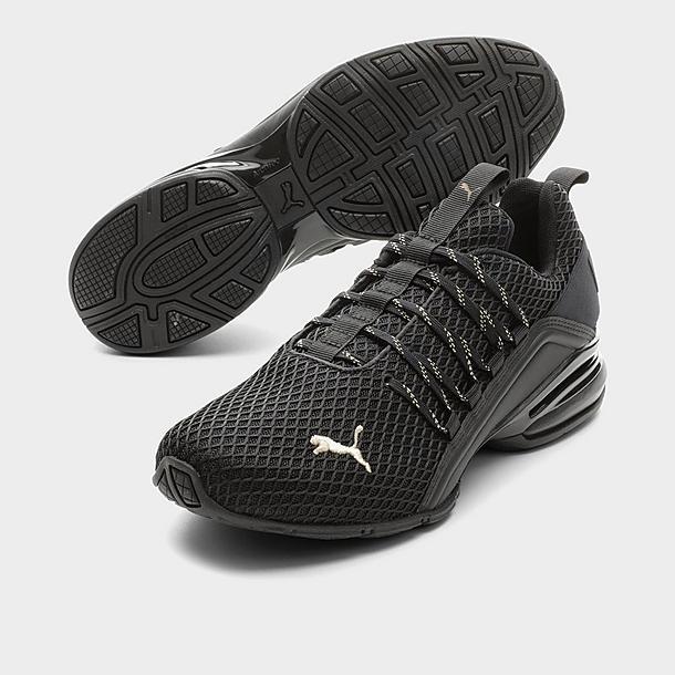 Men's Puma Axelion Block Training Shoes | JD Sports