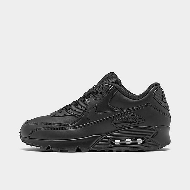 Men's Nike Air Max 90 Leather Casual Shoes