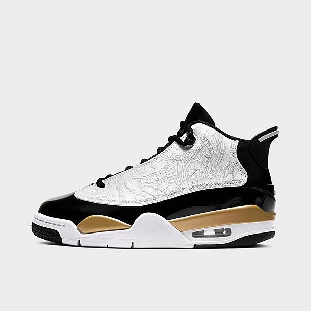 Big Kids' Jordan Dub Zero Basketball Shoes