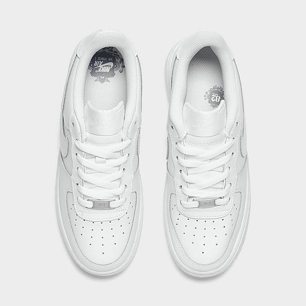 abrigo Anuncio Burro  Big Kids' Nike Air Force 1 Low Casual Shoes| JD Sports
