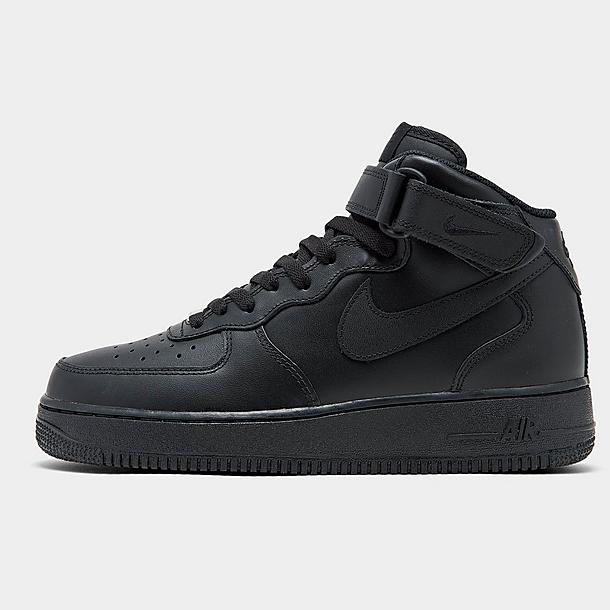 Big Kids Nike Air Force 1 Mid Casual Shoes Jd Sports