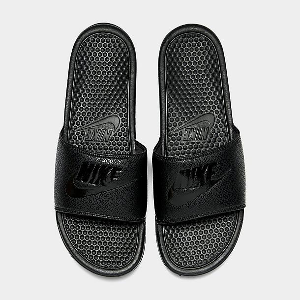 Identidad Descriptivo Prevalecer  Men's Nike Benassi JDI Slide Sandals  JD Sports