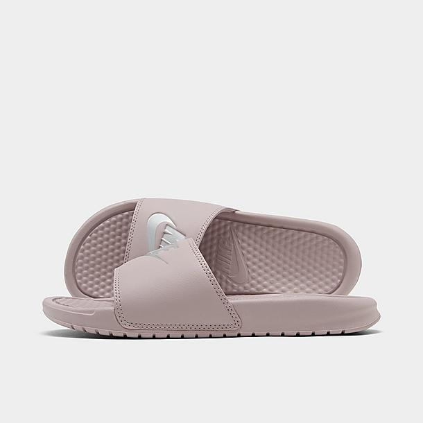 Pino Finalmente Distante  Women's Nike Benassi JDI Swoosh Slide Sandals  JD Sports