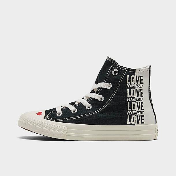converse all star love