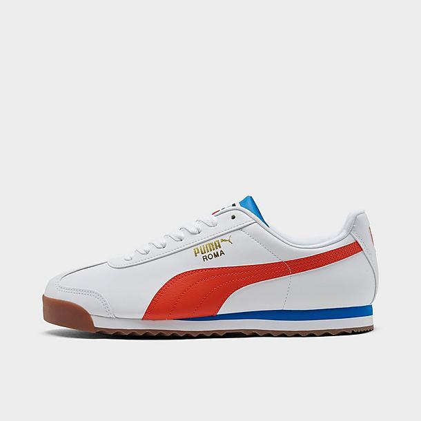 Men's Puma Roma Basic Casual Shoes  JD Sports