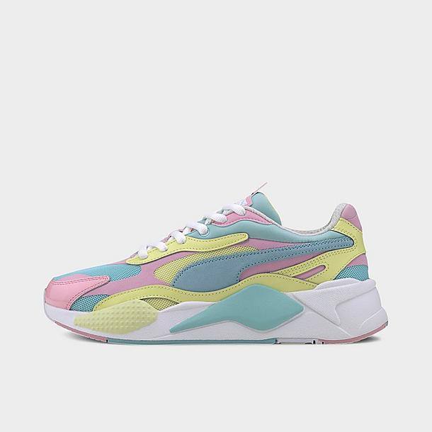 torre R suicidio  Unisex Puma RS-X³ Plastic Casual Shoes| JD Sports