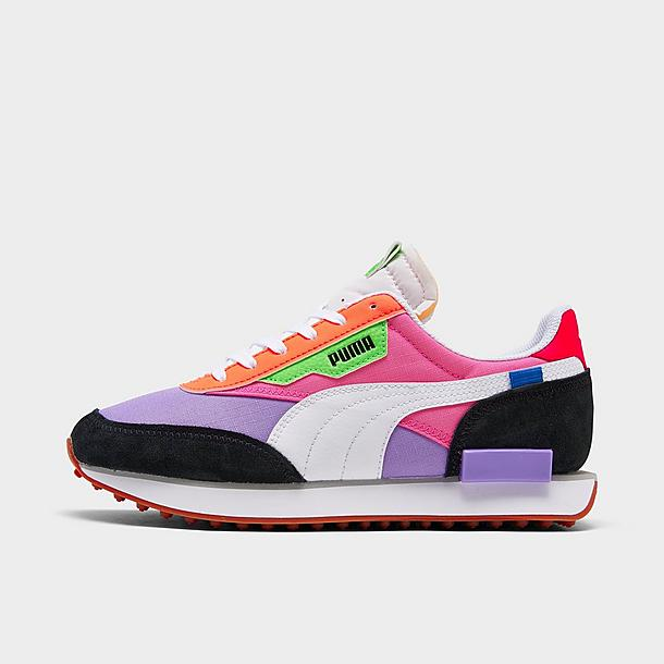 Women's Puma Future Rider Play On Casual Shoes| JD Sports