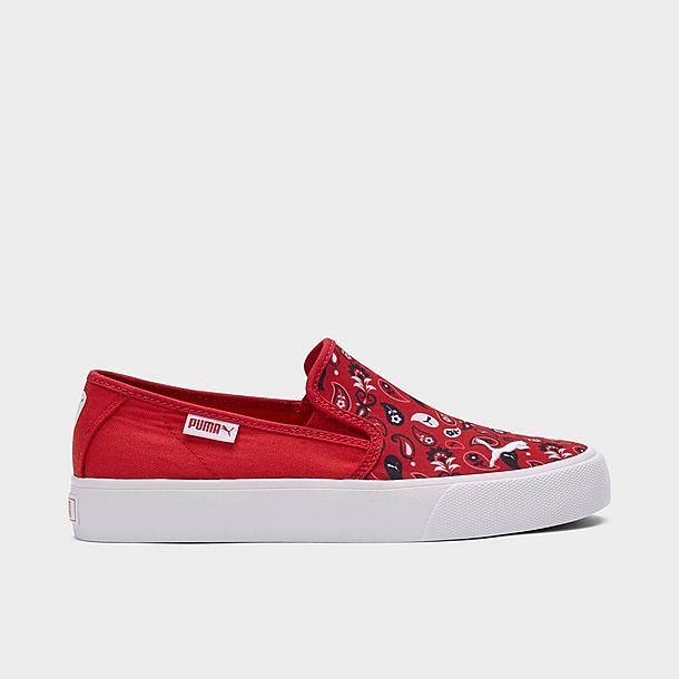 Women's Puma Bari Bandana Slip-On Casual Shoes