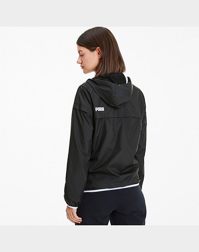 Women's Puma Essentials Solid Windbreaker Jacket| JD Sports