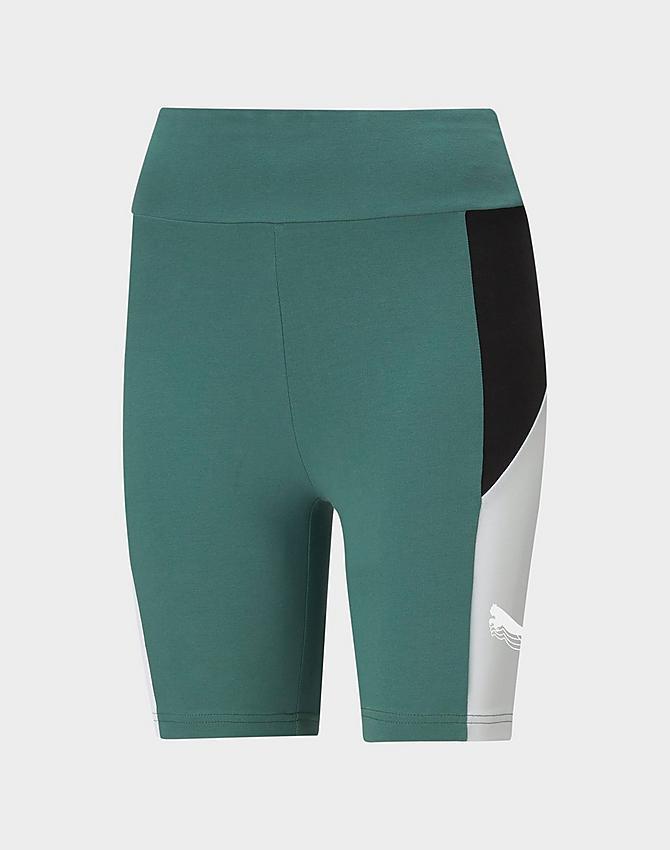 Women's Puma Rebel Bike Shorts