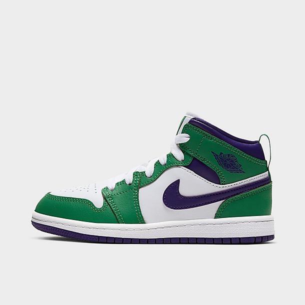 air jordan one verde