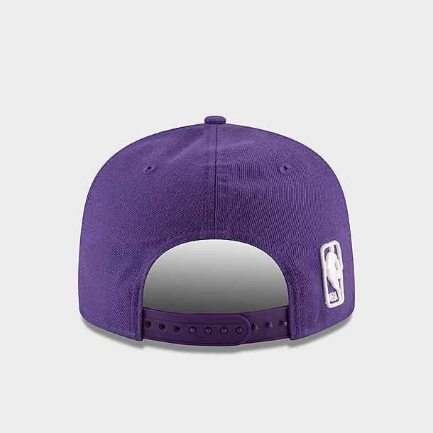 New Era Charlotte Hornets Nba Official Team Color 9fifty Snapback Hat Jd Sports