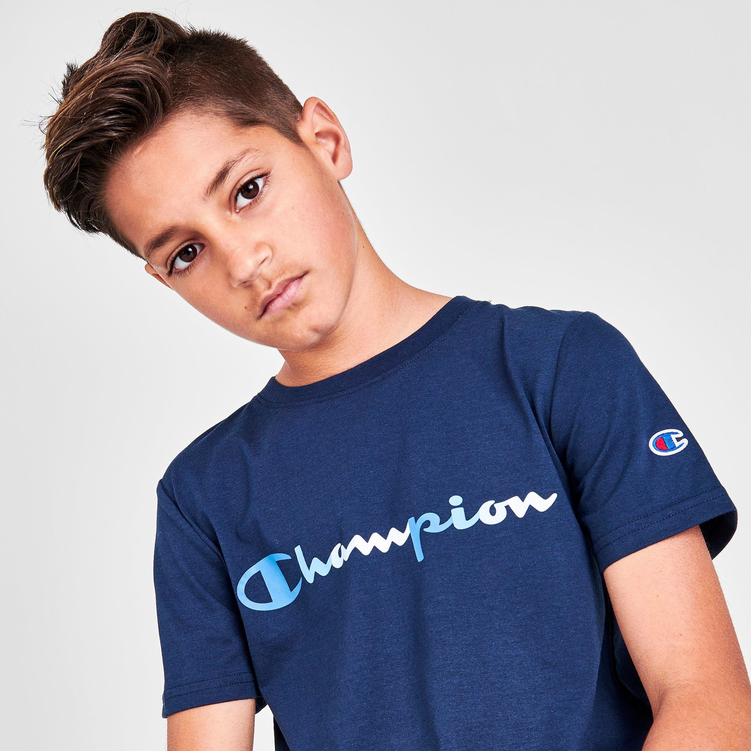 305195 KL008 Details about  /CHAMPION T-Shirt Child Art
