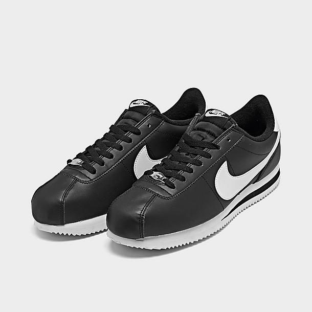Men's Nike Cortez Basic Leather Casual Shoes| JD Sports
