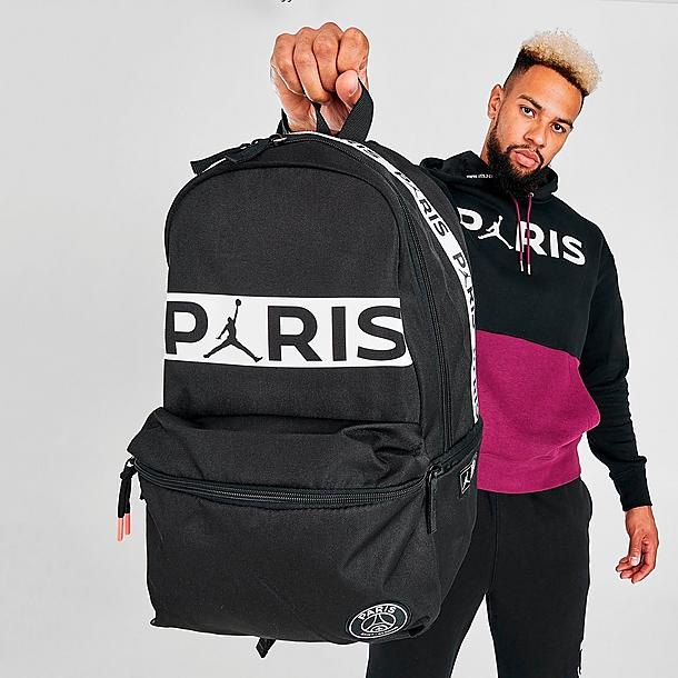 aguacero Disfraces Descongelar, descongelar, descongelar heladas  Jordan Paris Saint-Germain Daypack Backpack| JD Sports