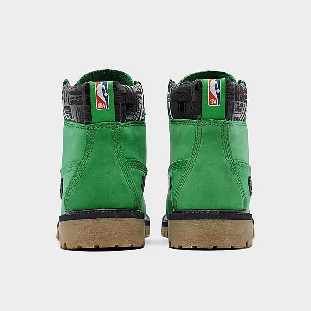 Little Kids' Timberland x NBA Boston Celtics 6 Inch Classic Premium Boots