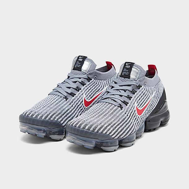 Soltero baloncesto Deshacer  Men's Nike Air VaporMax Flyknit 3 Running Shoes| JD Sports