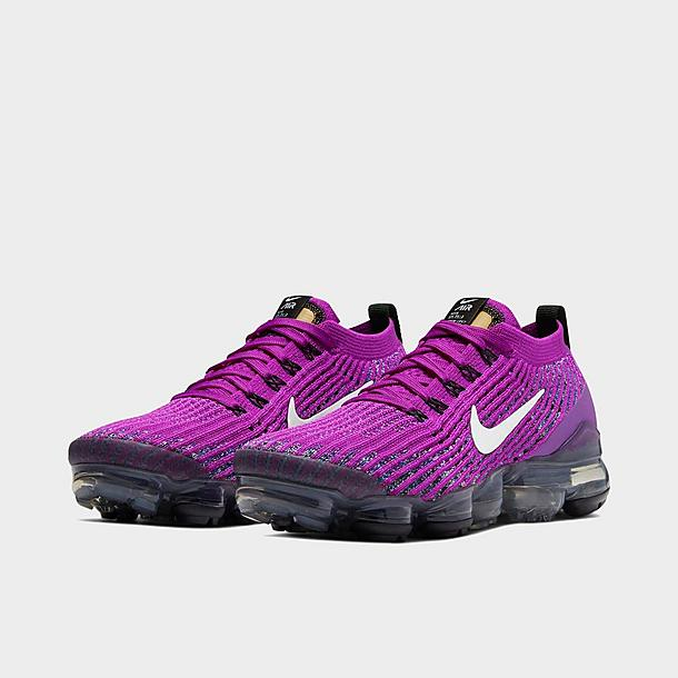 nike women's air vapormax flyknit 3 running shoes