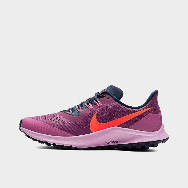 Elevado crecimiento célula  Women's Nike Air Zoom Pegasus 36 Trail Running Shoes| JD Sports