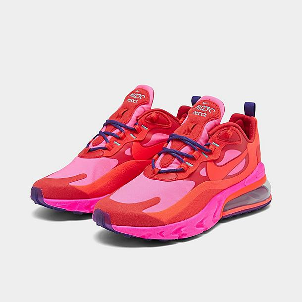 Women S Nike Air Max 270 React Casual Shoes Jd Sports