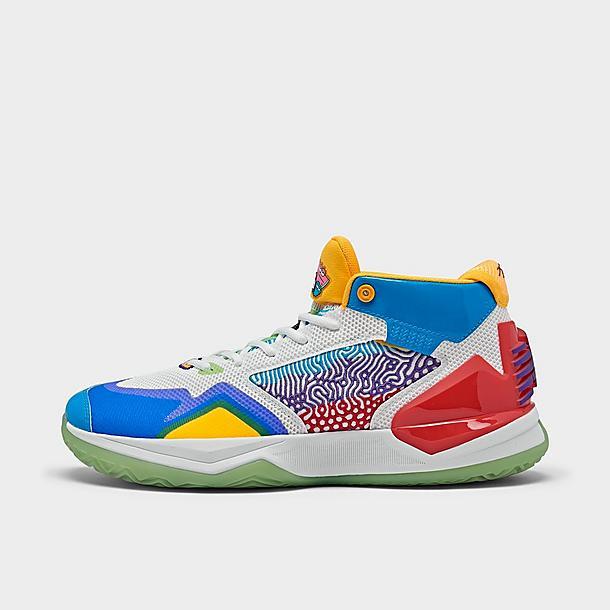new balance basket sneakers