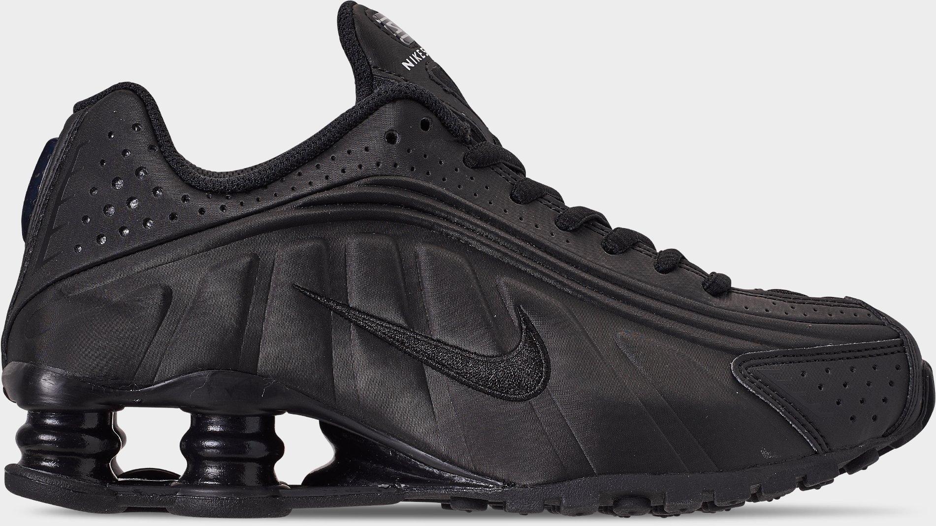 Boys' Big Kids' Nike Shox R4 Casual