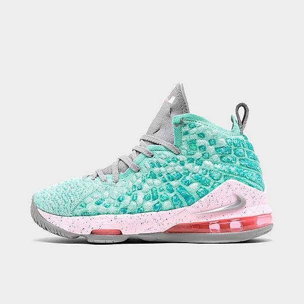 Big Kids' Nike LeBron 17 Basketball Shoes