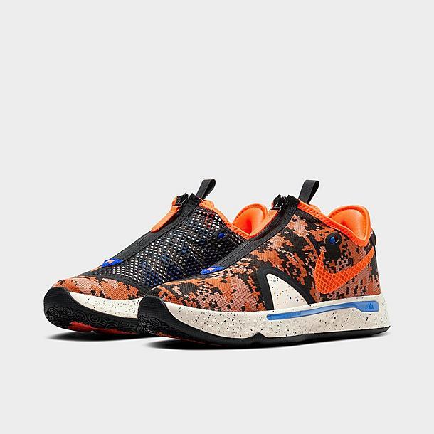 Nike Pg 4 Basketball Shoes Jd Sports