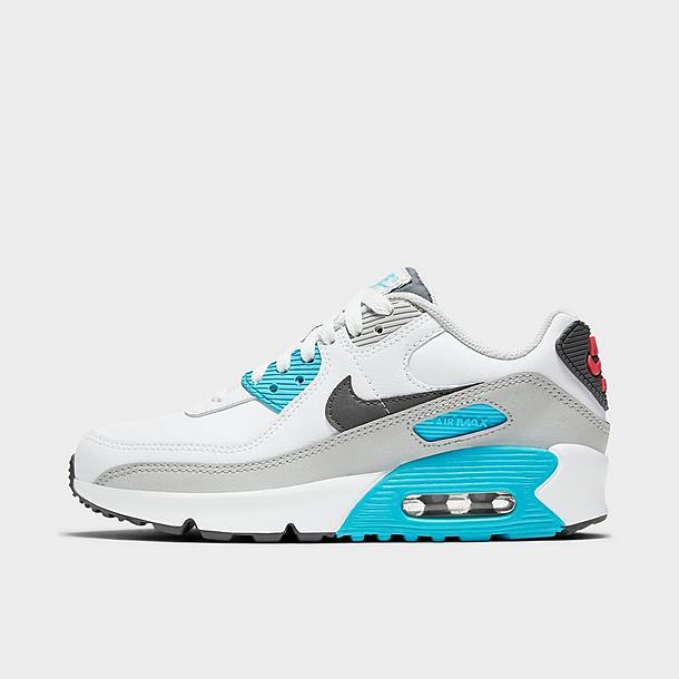 Big Kids' Nike Air Max 90 Casual Shoes