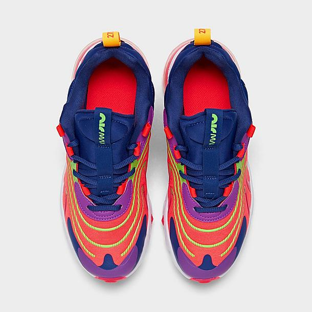air max 270 react eng laser crimson laser orange