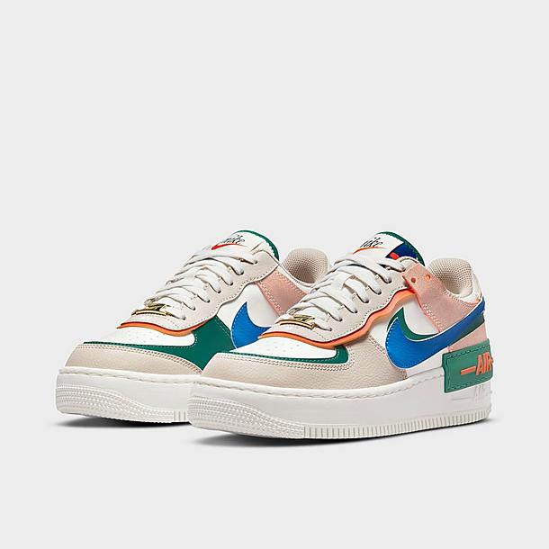 Women's Nike Air Force 1 Shadow Casual Shoes  JD Sports