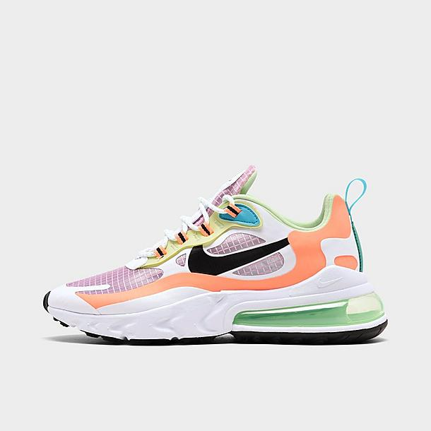 Women S Nike Air Max 270 React Se Casual Shoes Jd Sports
