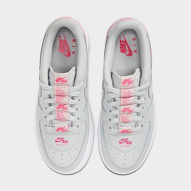 Big Kids Nike Air Force 1 Lv8 3 Casual Shoes Jd Sports