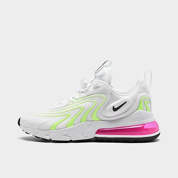 air max 270 react black and pink