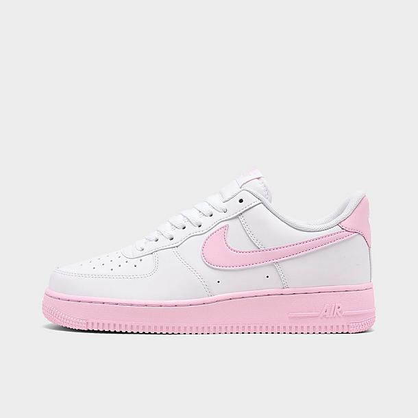 Men S Nike Air Force 1 07 Casual Shoes Jd Sports