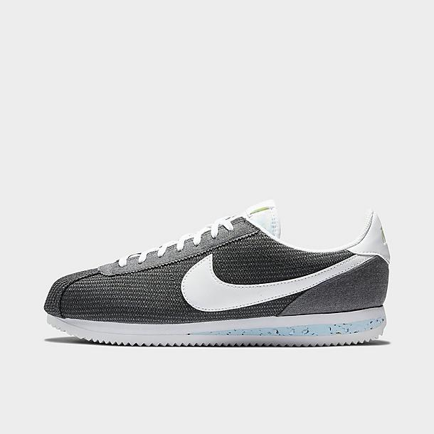 Inapropiado Hecho de T  Men's Nike Cortez Basic Premium Recycled Canvas Casual Shoes| JD Sports