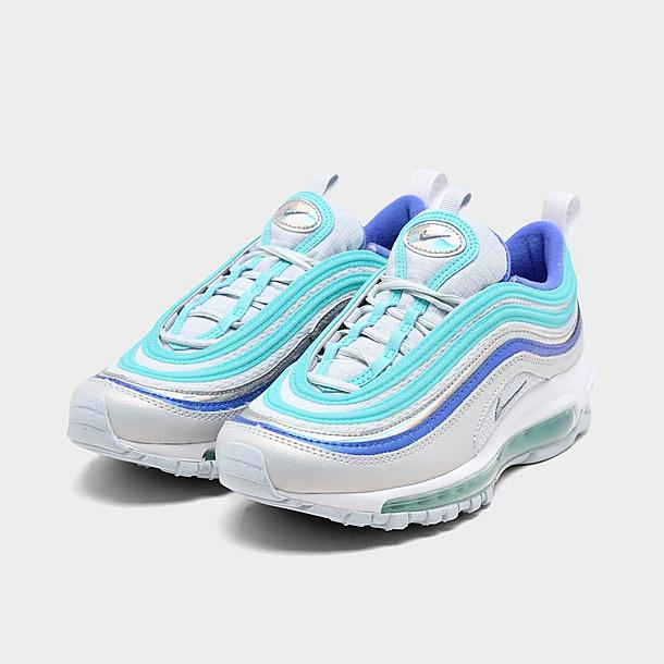 air max 97 blue and white