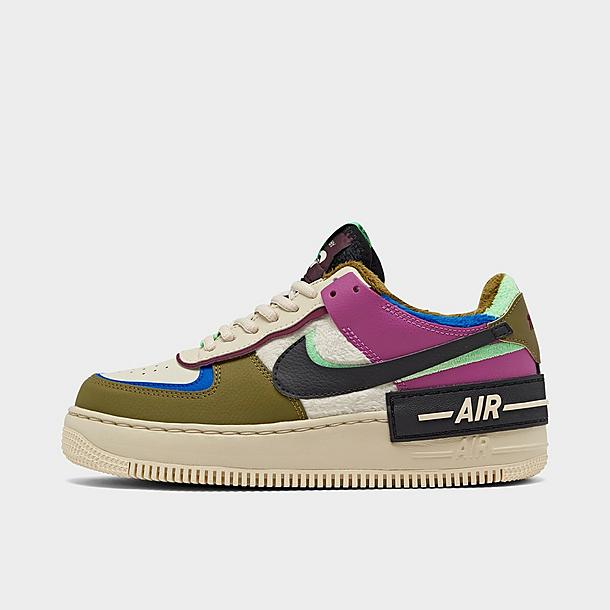 Women S Nike Air Force 1 Shadow Se Casual Shoes Jd Sports La très connue nike air force 1. jd sports