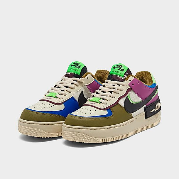 Women S Nike Air Force 1 Shadow Se Casual Shoes Jd Sports Кроссовки nike air force 1 shadow pastel/pale ivory. women s nike air force 1 shadow se casual shoes