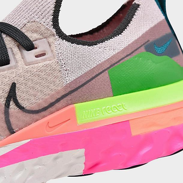 Women's Nike React Infinity Run Flyknit Premium Running Shoes  JD ...