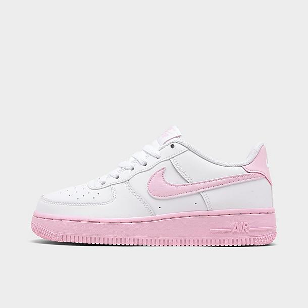 tos desvanecerse texto  Girls' Big Kids' Nike Air Force 1 Low Casual Shoes| JD Sports