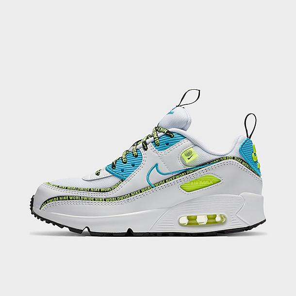 Little Kids Nike Air Max 90 Se Worldwide Casual Shoes Jd Sports