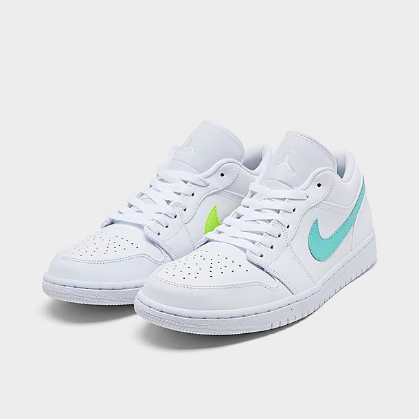 Men S Air Jordan Retro 1 Low Casual Shoes Jd Sports