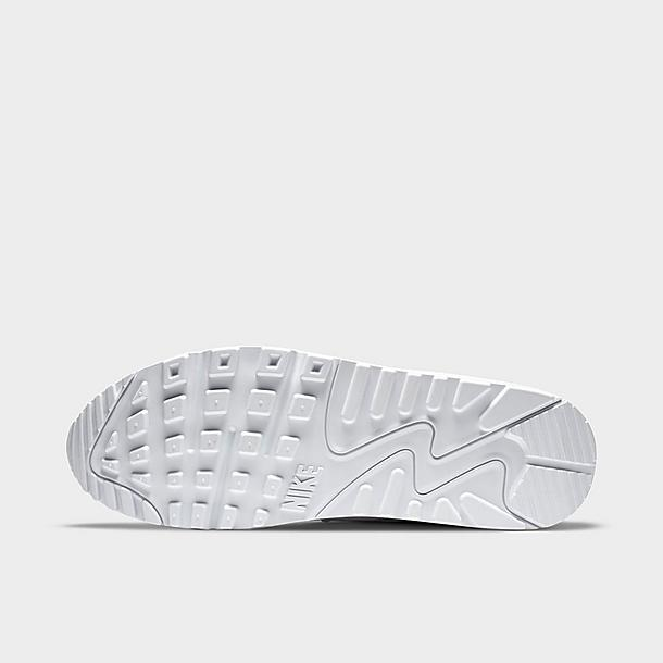 Men's Nike Air Max 90 Leather Casual Shoes| JD Sports