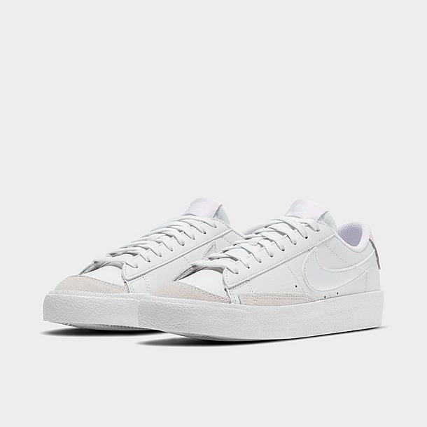 Girls' Big Kids' Nike Blazer Low '77 Casual Shoes