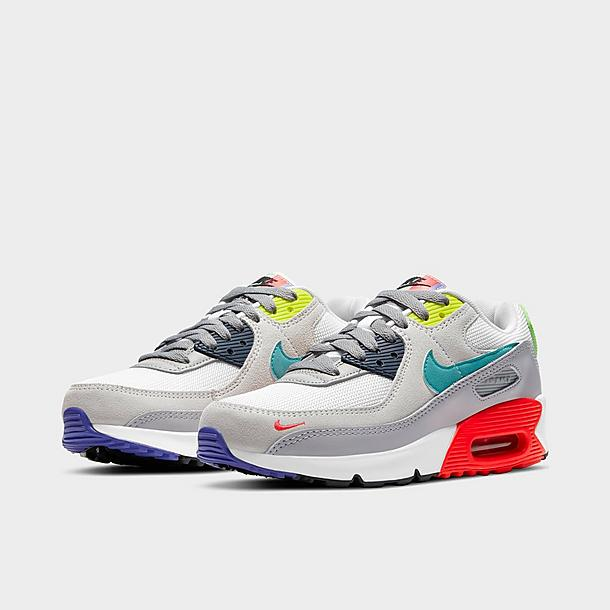 Big Kids' Nike Air Max 90 EOI Casual Shoes  JD Sports