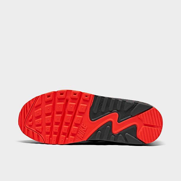 Boys' Big Kids' Nike Air Max 90 SE Casual Shoes