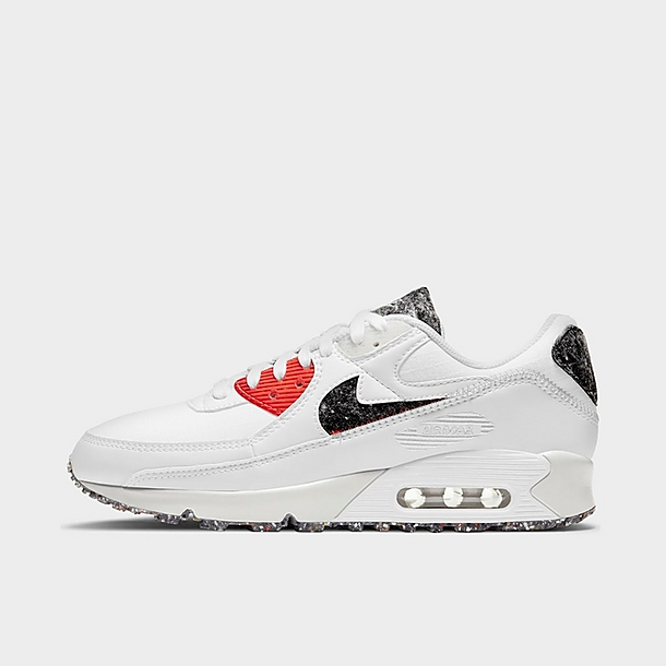 Men's Nike Air Max 90 Recycled Felt Casual Shoes| JD Sports
