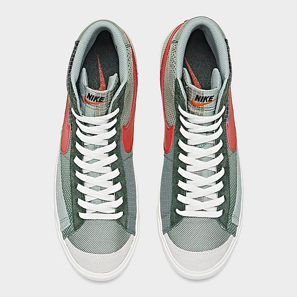 Nike Blazer Mid '77 Patch Casual Shoes| JD Sports